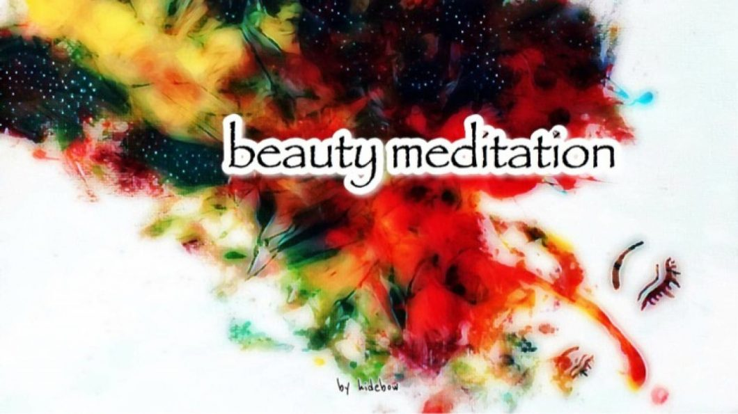 beauty meditation